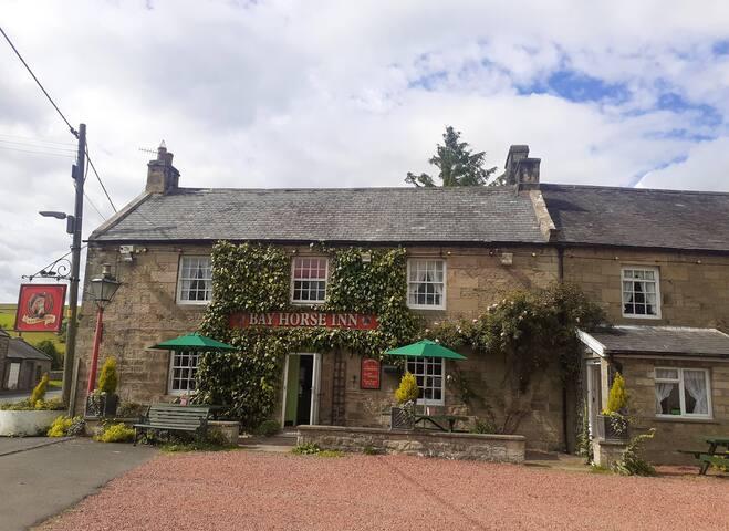 Bay Horse Inn, West Woodburn (Standard Double)