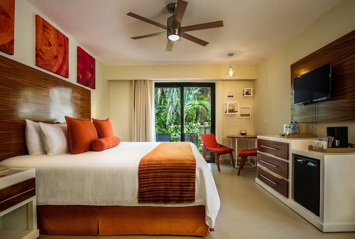 Standard Clean & Cozy  Room with All Inclusive