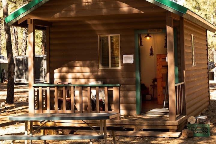 Pinyon Cabin - AZ Nordic Village - Off-Grid Stay