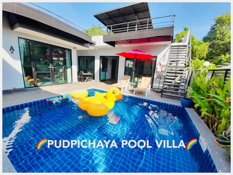 Pudpichaya Pool ViIla - by Ona.