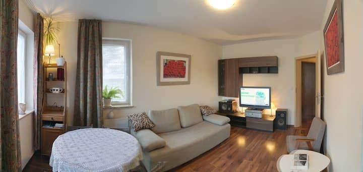 Mieszkanie wakacyjne, wypoczynkowe