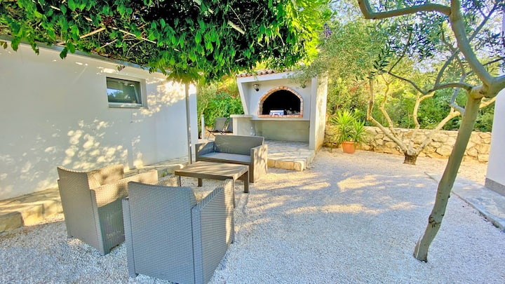 Pakostane - Cottage avec jardin privatif de 50 m2