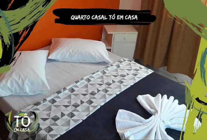 QUARTO CASAL TÔ EM CASA