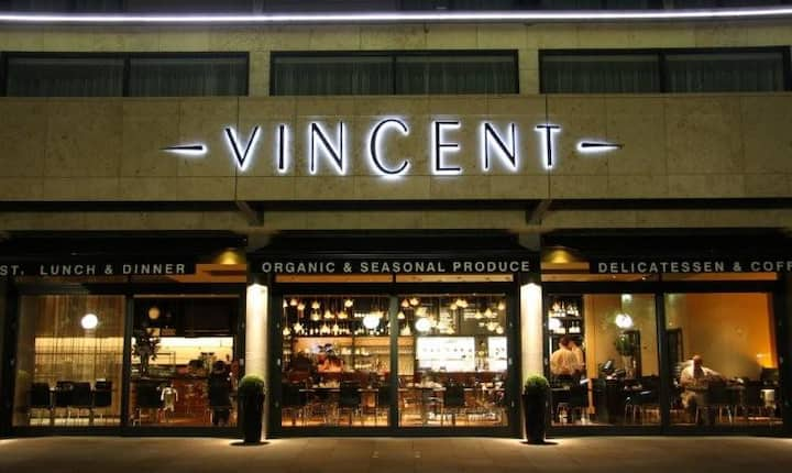 The Vincent Hotel