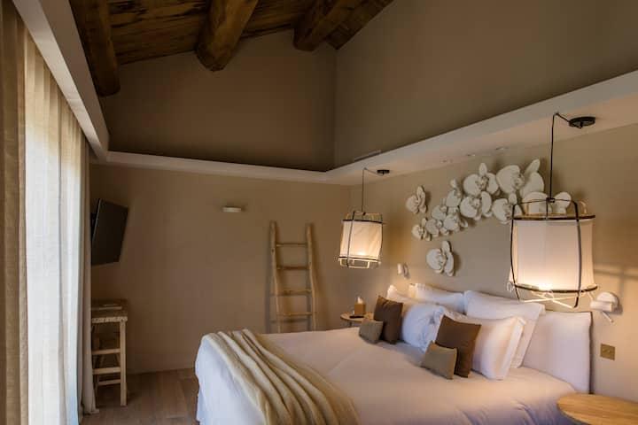 Villa Elba au coeur d'un Domaine *****
