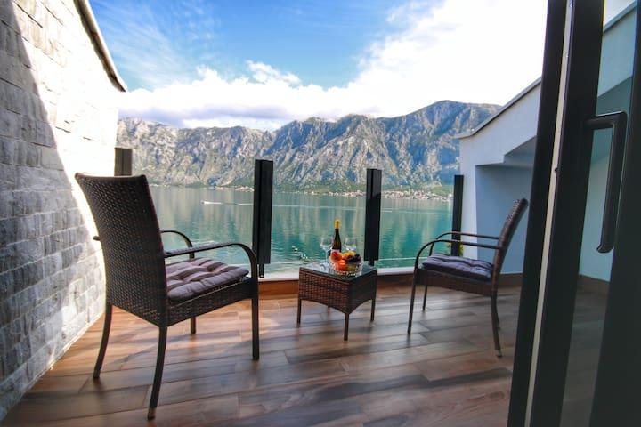 Villa Stefina - Seaview Apartment (Blue 2)