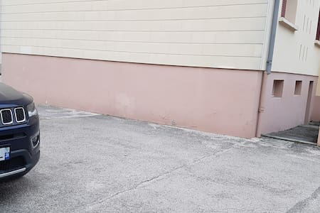 Deaktivert parkeringsplass