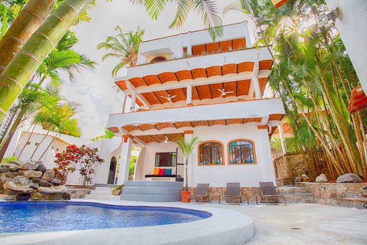 Villa Isabella Getaway with Pool & Private Patio