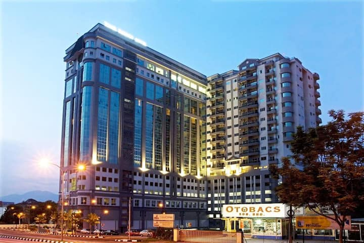 Ipoh Tower Apartment - 5 pax (MK2)