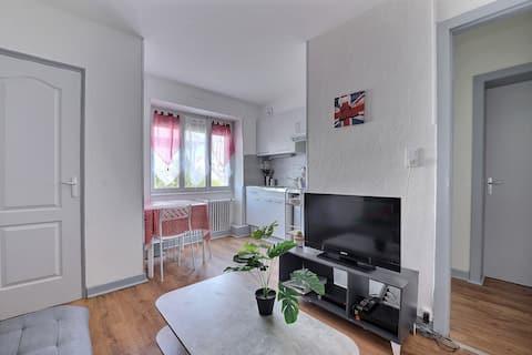 Encantador apartamento de 2 habitaciones (Caroline)