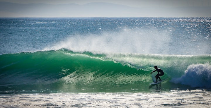 Flamebreeze Corner @ Supertubes Jeffreys Bay
