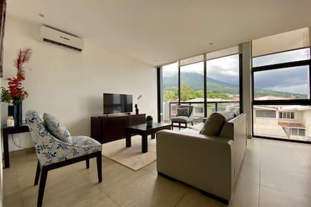 Apartamento moderno, excelente ubicación Torre 91