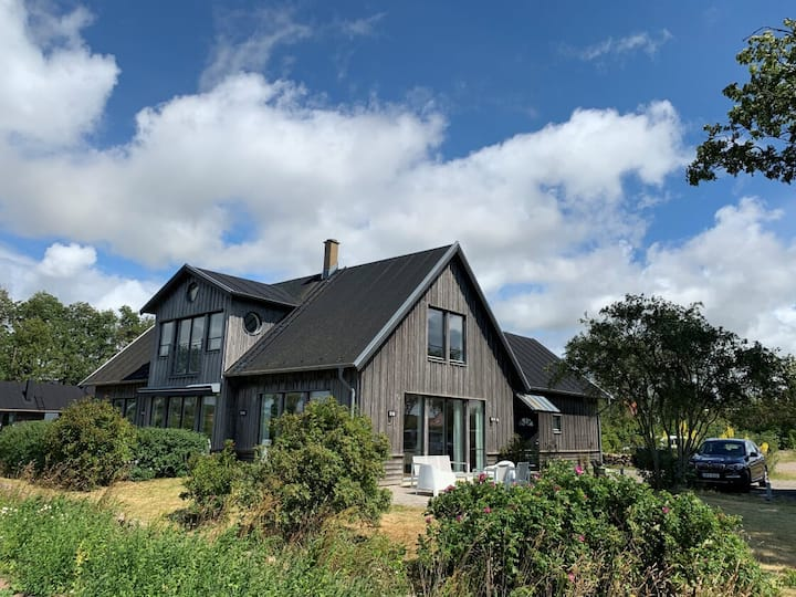 Exclusive villa near Torekov and Båstad