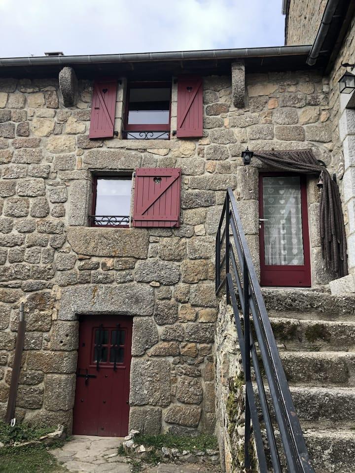 Maison de village de 60m²