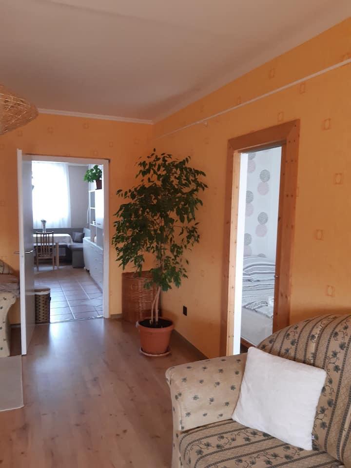 Eger - Otthon kilátással - V3 Apartman