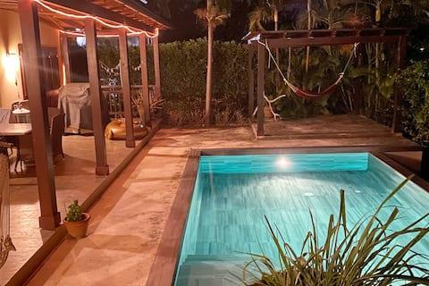 Barbados Guest Loft with Pool in Plantation Area