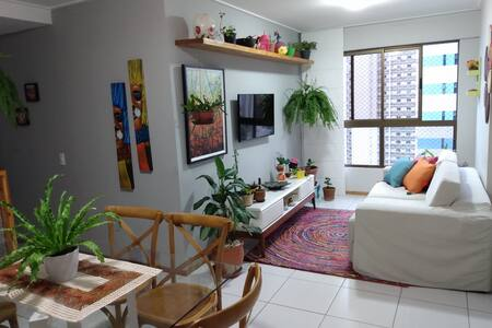 Apartamento inteiro com self check in - Casa Forte