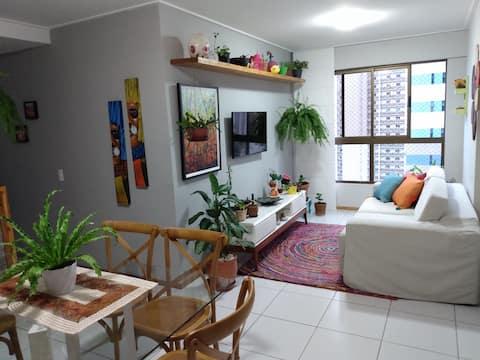 Apartamento inteiro com self check in - Casa Forte