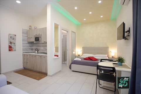 Pokój 25m2, wynajem luksusowy