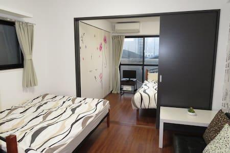 D03 New cozy room near JR Kyoto station Wifi