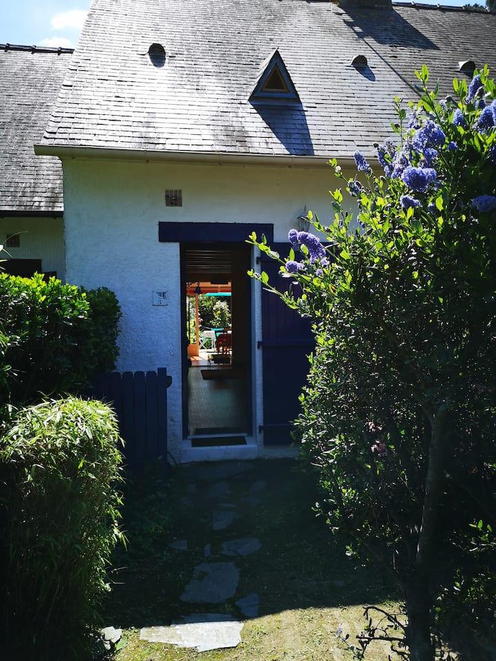 Guérande: Maison de charme très bien située