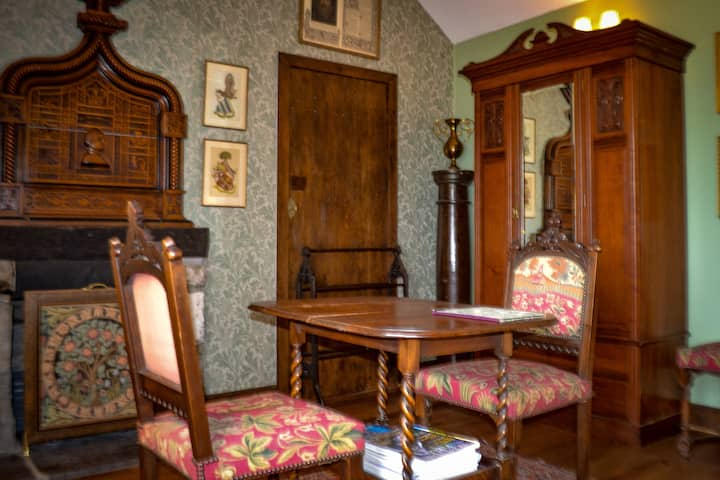The Lady Maxwell Room - Buittle Castle