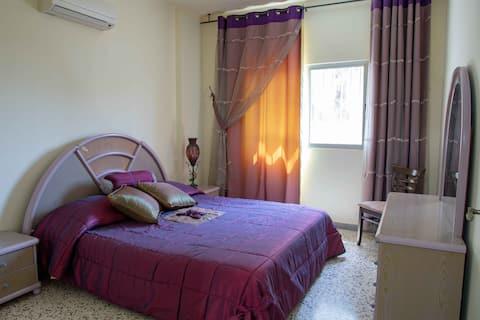 Apartamento tranquilo y acogedor en Biakout, El Metn