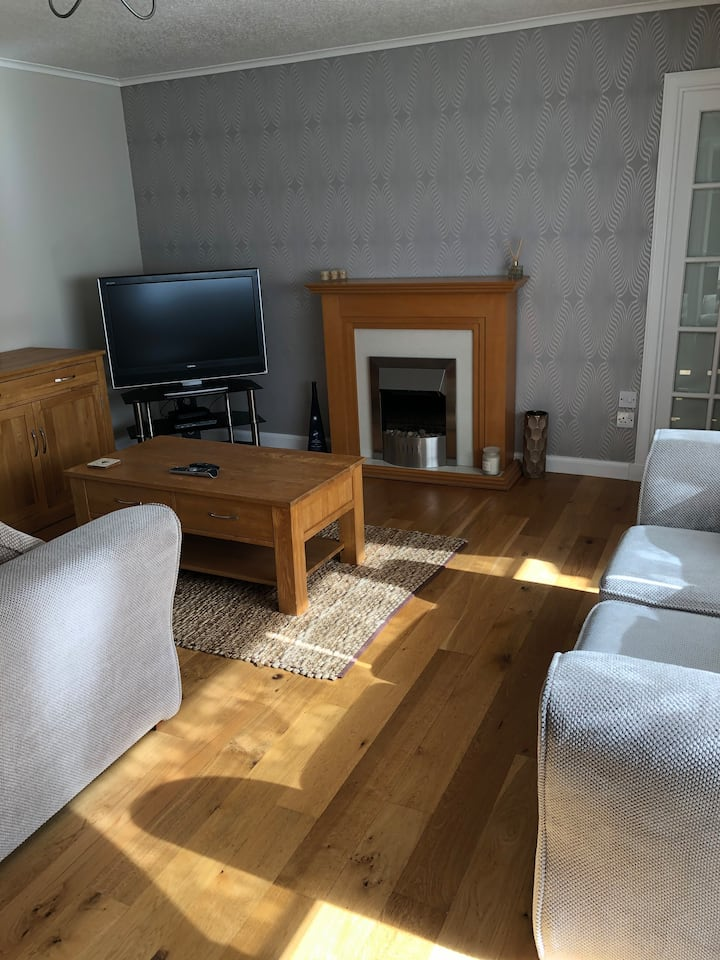 2 bedroom modern cottage in Wick on NC500