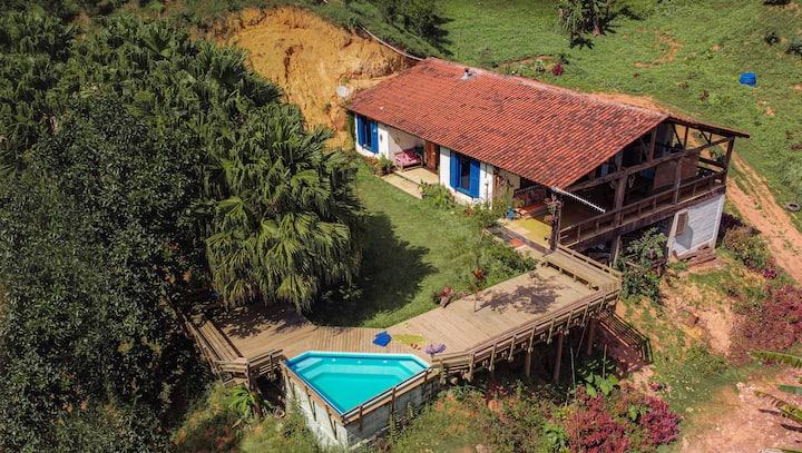 Sítio Villa Luiza - Pedra Azul