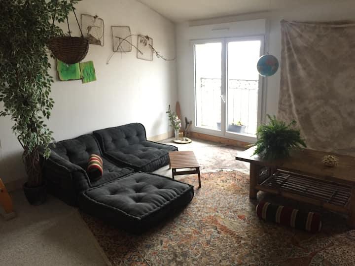 Appartement agréable au coeur de Bordeaux