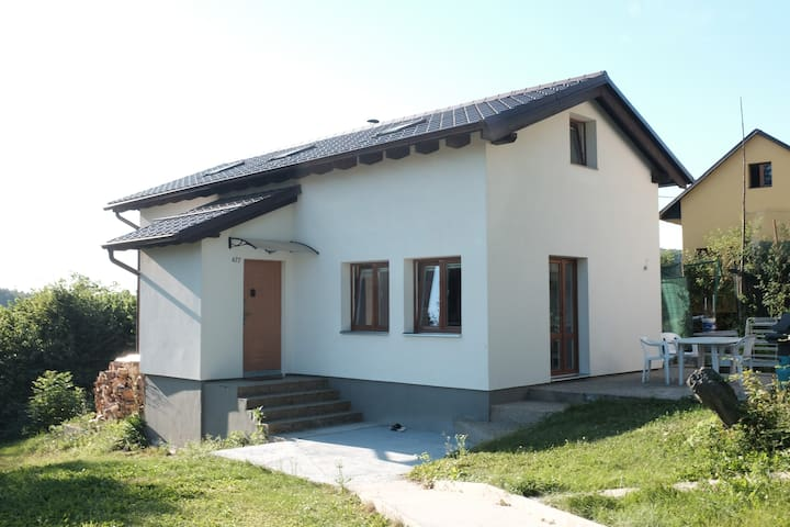 Holiday house in Luka pod Mednikem