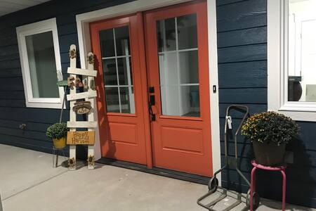 """All our exterior doors are 36"""" doors."""