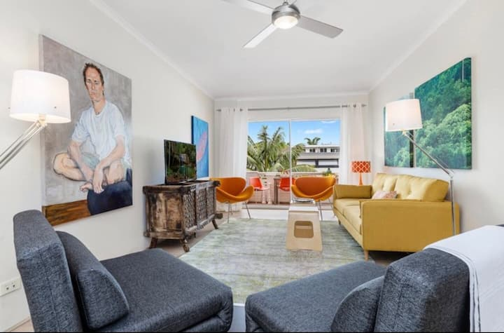 Manly Beachside Apartment