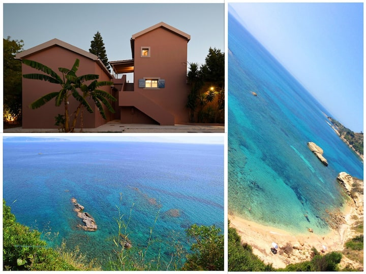 Kefalonia apartments: spacous 1 bedroom apartments