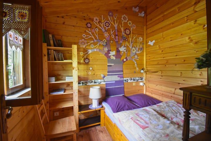 La chambre de l'arbre
