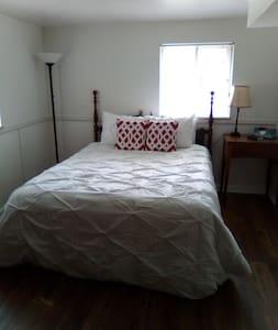 Bedroom/Bathroom/Living Room Suite Eastside Indy