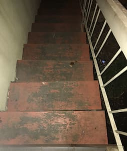 Sem escadas ou degraus para entrar