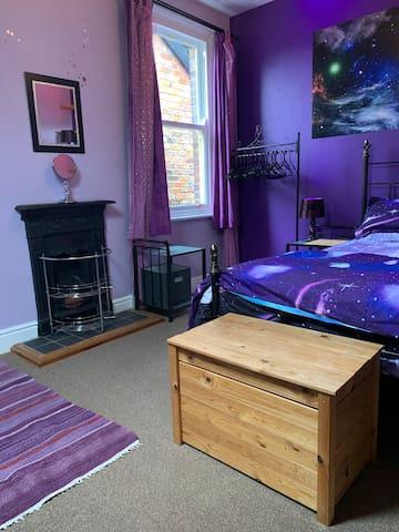 Princess room space
