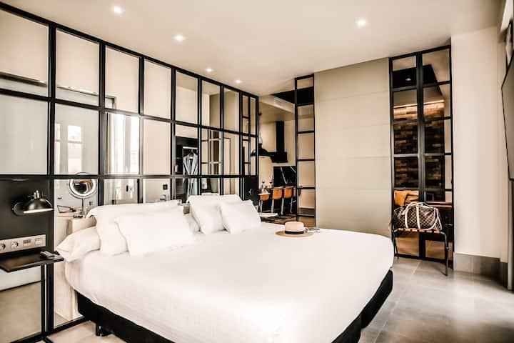 HO Puerta de Purchena Junior Suite Luxury 2