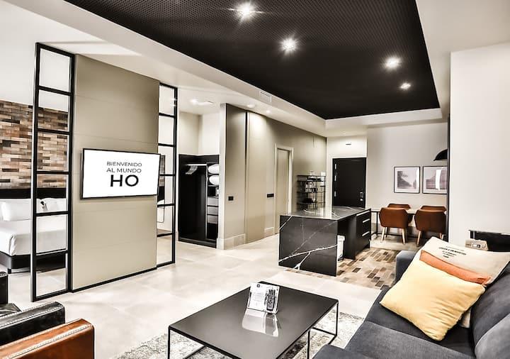 HO Puerta de Purchena Junior Suite Adaptado 5