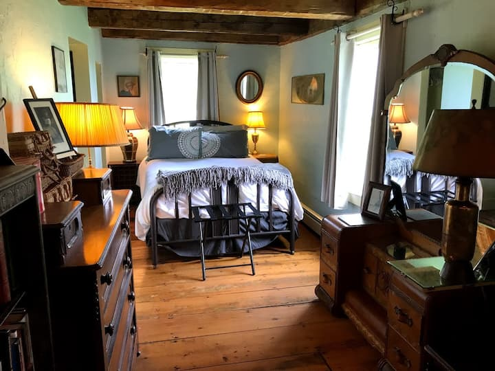 Cabot Cabin -VT Residents (Non Res. if Vaccinated)