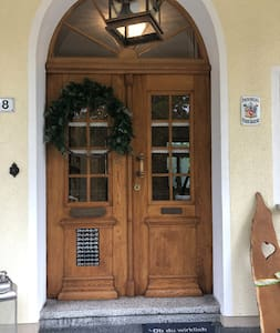 Ampio ingresso per gli ospiti