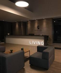 Lobby of Energy Living