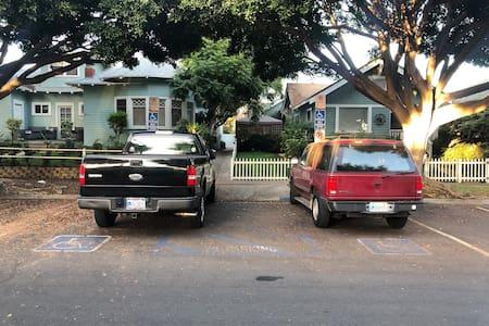 Area parkir untuk kaum disabilitas