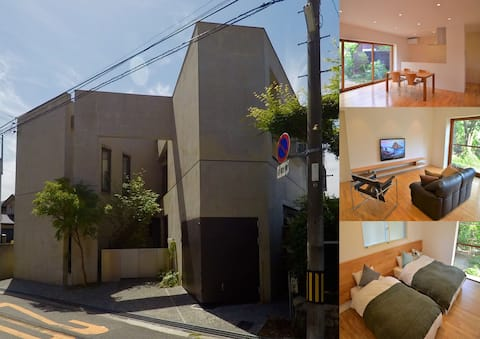La Casa Kori 74㎡ private 2 bdr unit  Osaka & Kyoto