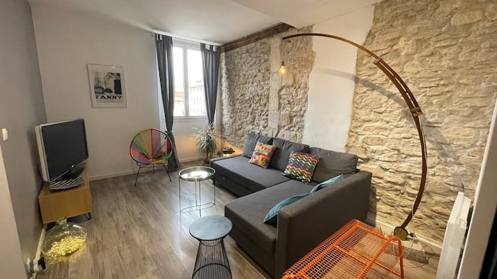 Cosy Flat in the hart of the city