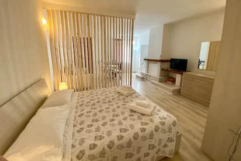 Ground floor apartment at the Casa dell'Oca