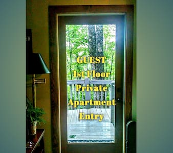 """NO step-up at entry, in any room, with shower/ bath, plus 36"""" access through doorways."""