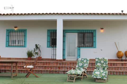 Casa Rural en Llerena con piscina