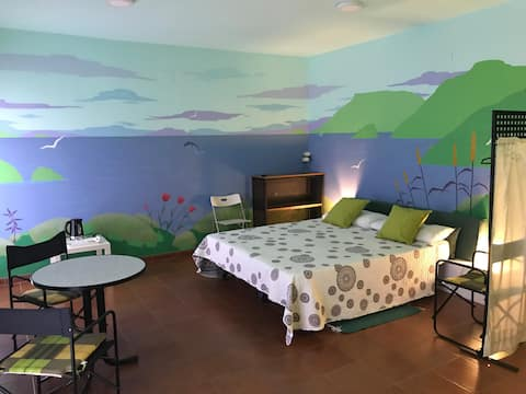 Habitación con encanto en Arenas de San Pedro